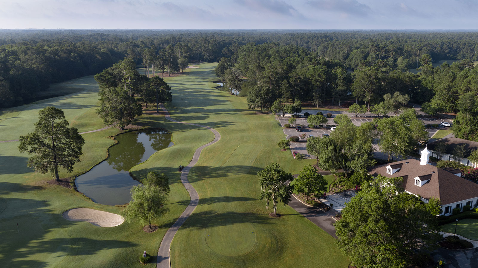 Myrtle Beach Golf Vacations