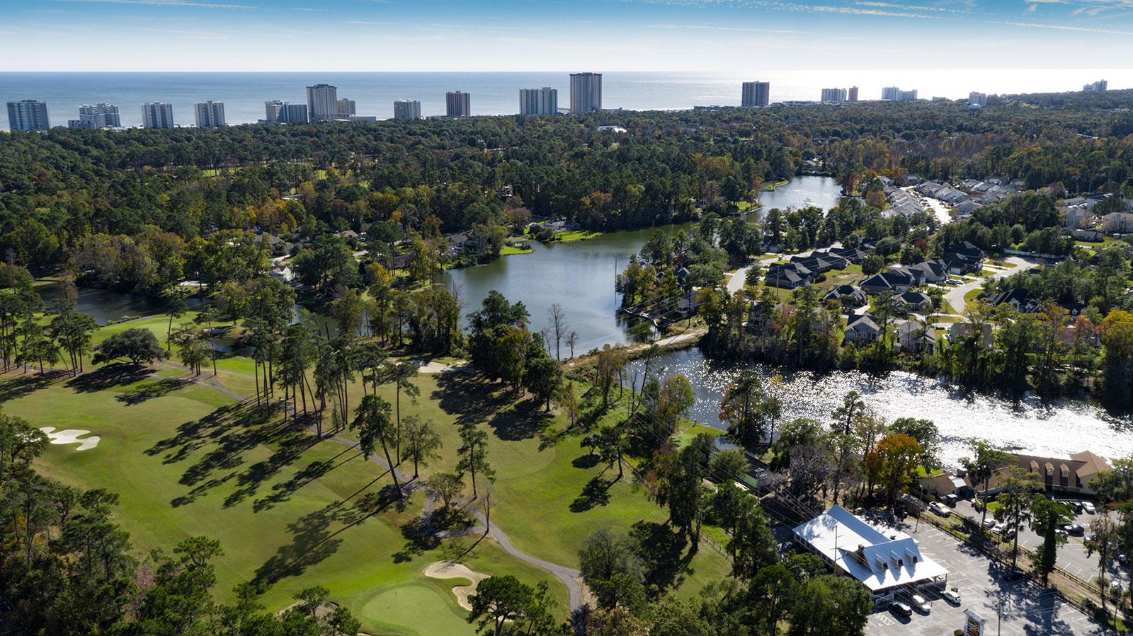 Arcadian Shores Golf Club