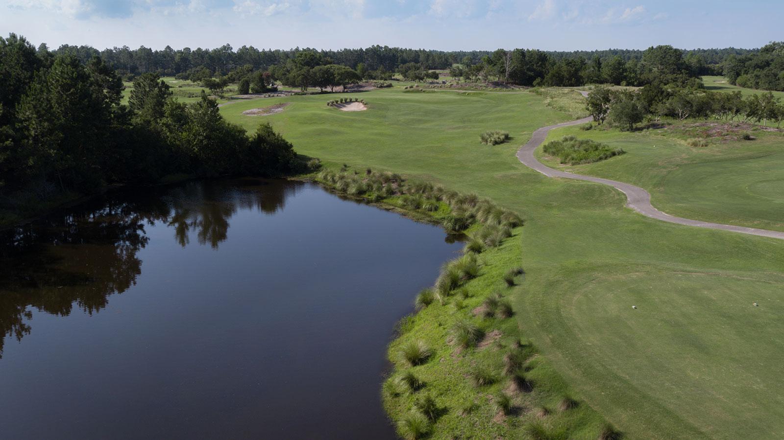 Heathland Course At The Legends Resort