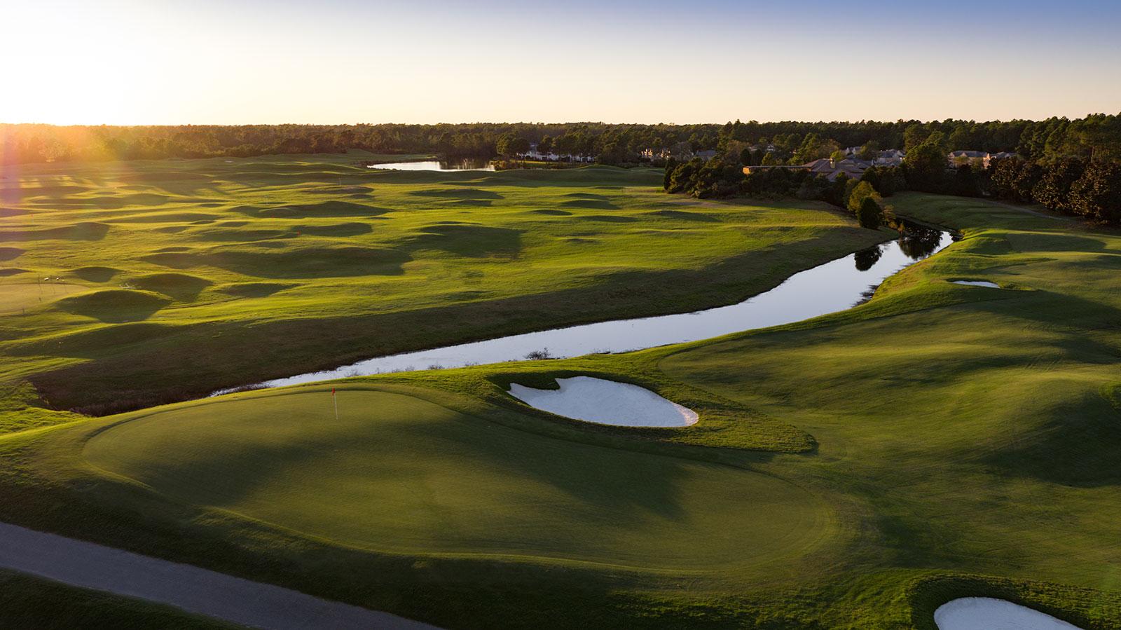 Myrtle Beach Golf Wizard