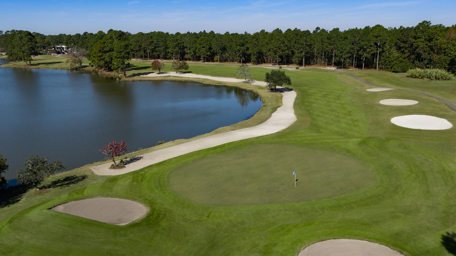 Southcreek At Myrtle Beach National