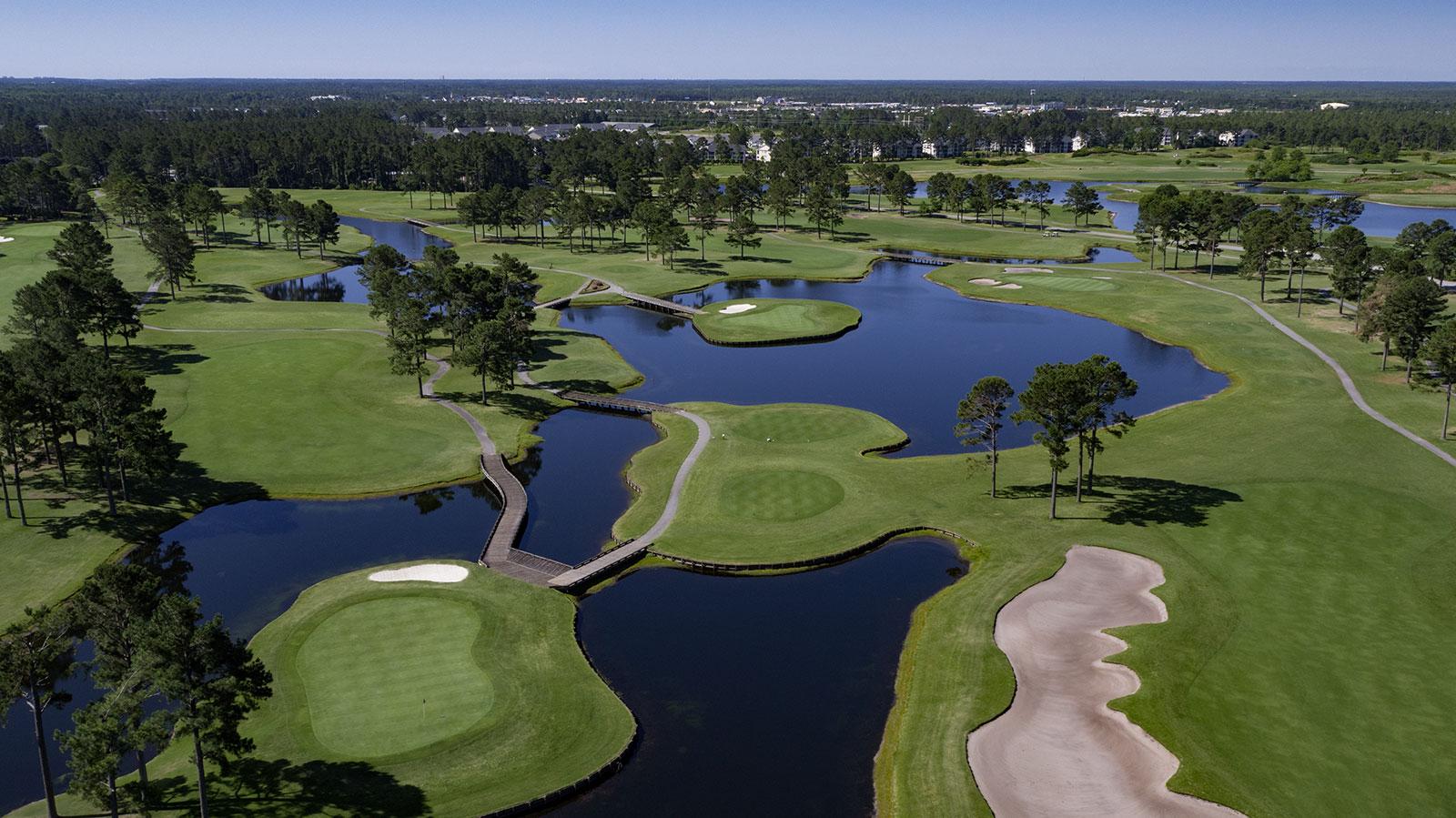 Man O' War Golf Club
