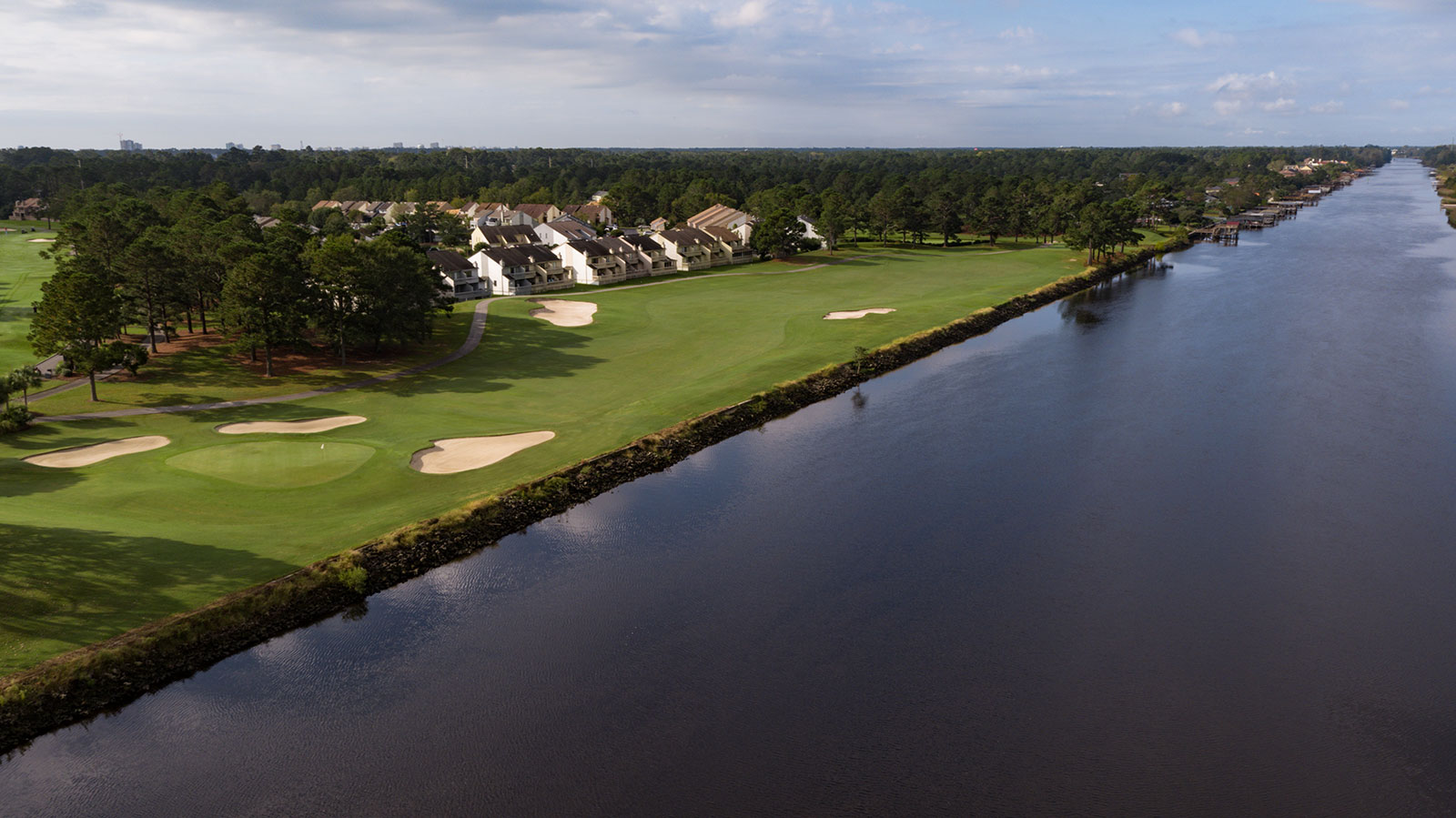 Palmetto Course At Myrtlewood Golf Club