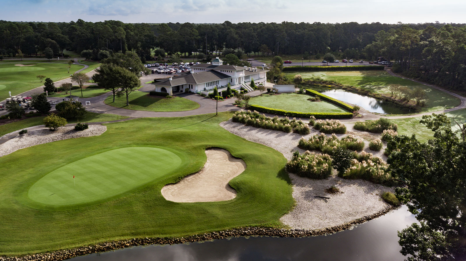 Pearl Golf Links – West Course