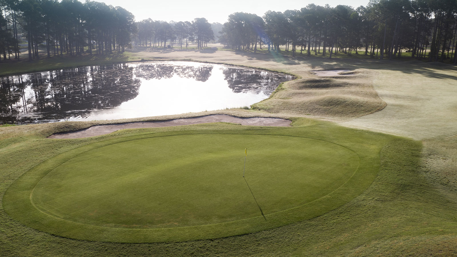 Rees Jones Course At Sea Trail Resort